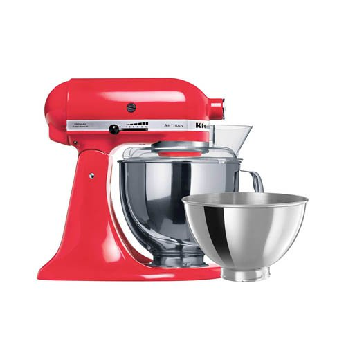 KitchenAid Artisan KSM160 Stand Mixer Watermelon