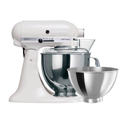 KitchenAid Artisan KSM160 Stand Mixer White