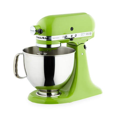 KitchenAid Artisan KSM150 Stand Mixer Apple Green