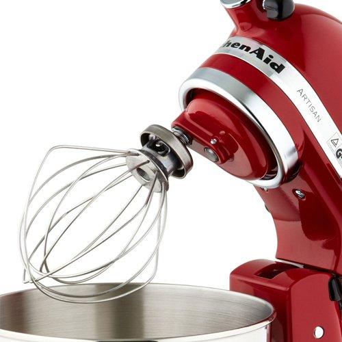 KitchenAid Artisan KSM150 Stand Mixer Empire Red image #3