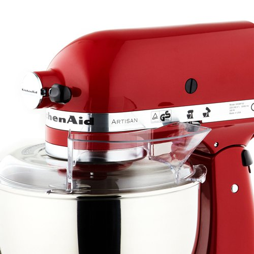KitchenAid Artisan KSM150 Stand Mixer Empire Red - 5