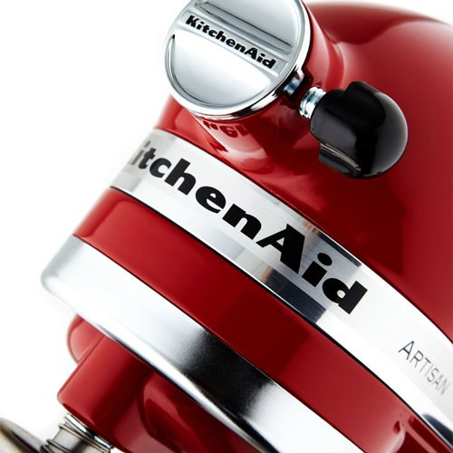 KitchenAid Artisan KSM150 Stand Mixer Empire Red - 6