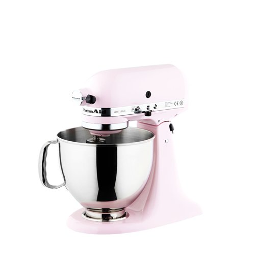 Stand mixers stand mixer attachments on sale now - Pink kitchenaid accessories ...