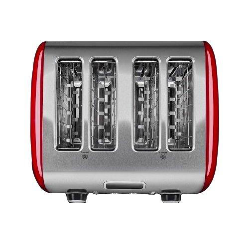 KitchenAid Artisan 4 Slice Toaster Empire Red