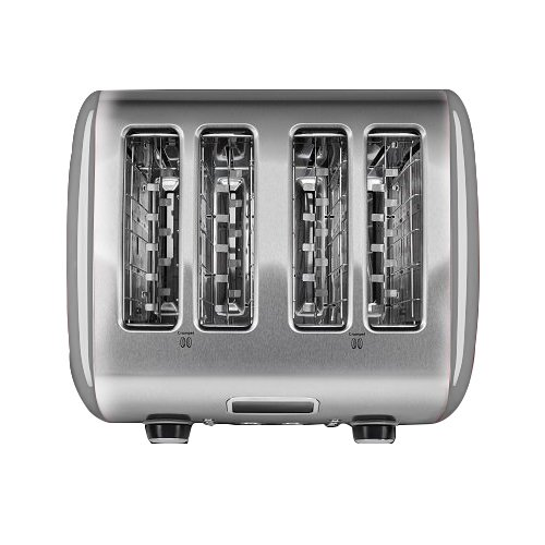 KitchenAid Artisan 4 Slice Toaster Contour Silver