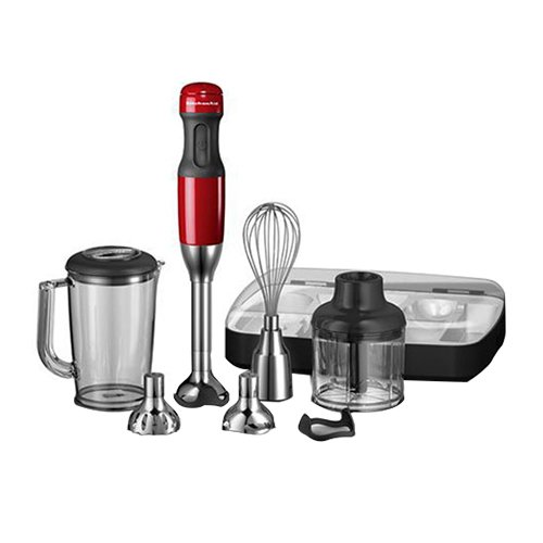 kitchenaid artisan deluxe stick blender empire red fast shipping