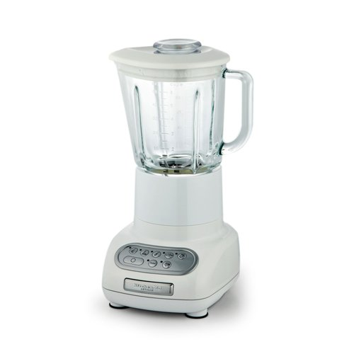 home appliances blenders kitchenaid blender ksb555 white