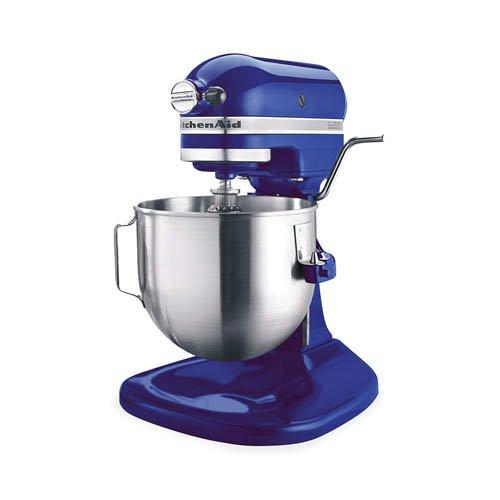 KitchenAid Deluxe Mixer KPM5 Cobalt Blue