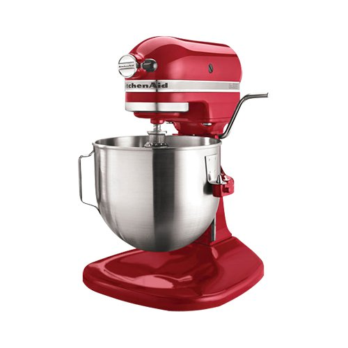 KitchenAid Deluxe Mixer KPM5 Empire Red