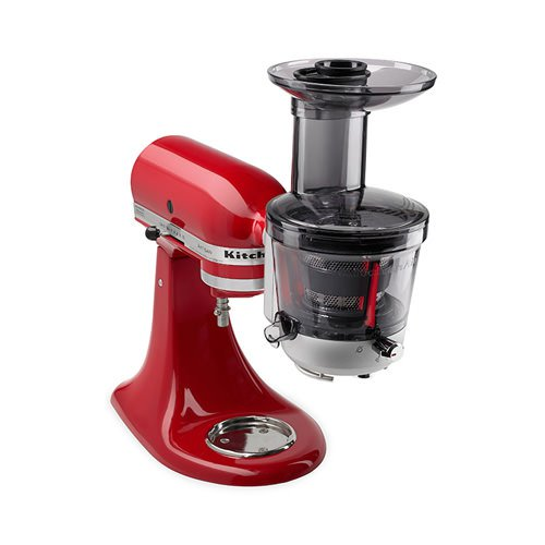 Kitchenaid Ksm1ja Masticating Juicer Attachment Review : KitchenAid Juicer and Sauce Attachment - Fast Shipping!