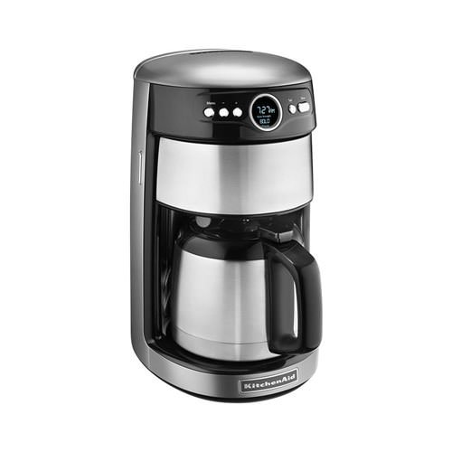 KitchenAid KCM223 Coffee Maker Silver