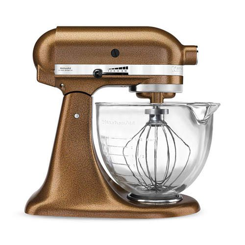 KitchenAid Platinum Collection KSM156 Stand Mixer Antique Copper