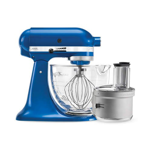 Electric Food Mixers ~ Kitchenaid platinum collection ksm stand mixer electric
