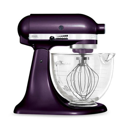 KitchenAid Platinum Collection KSM156 Stand Mixer Plumberry