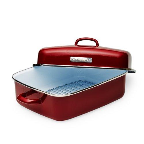 Large Kitchen Aid Roasting Pan