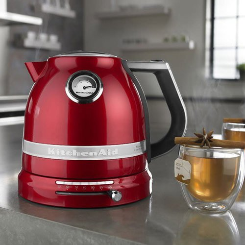 Kitchenaid Pro Line Electric Kettle 1 5l Candy Apple Red