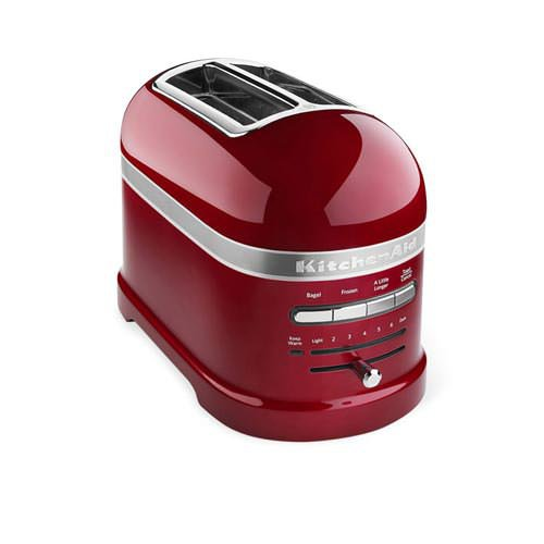 KitchenAid Pro Line Toaster Candy Apple Red