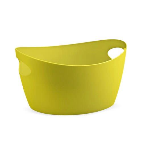 Koziol Bottichelli Medium Ice Bucket Mustard Green