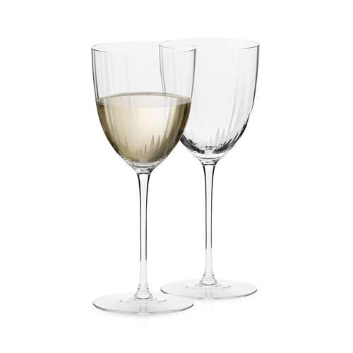 Krosno Opulence White Wine Glass 240ml Set of 2