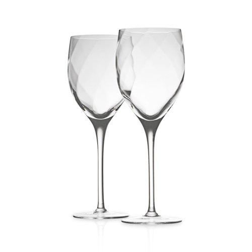 Krosno Silhouette Wine Glass 270ml Set of 2