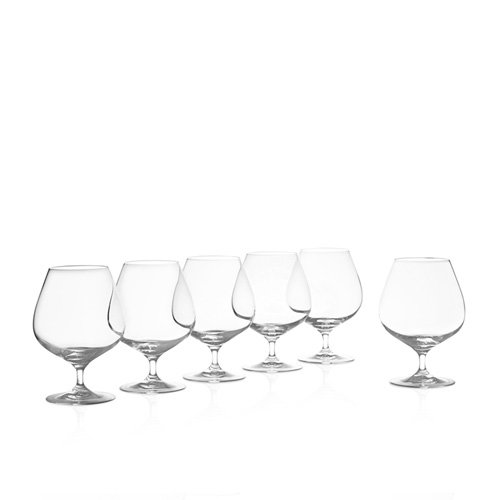 Krosno Vinoteca Brandy Glass Set of 6