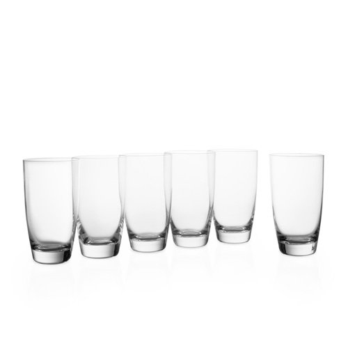 Krosno Vinoteca Hi-Ball Glass Set of 6