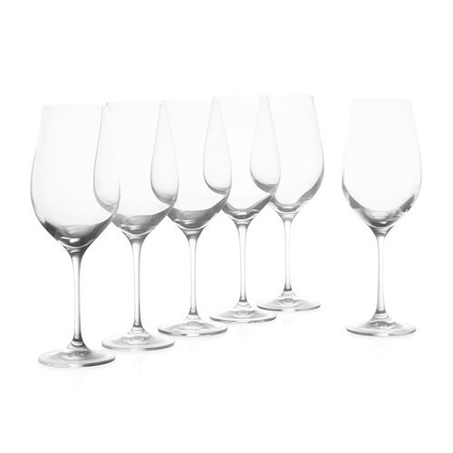 Krosno Vinoteca Red Wine Glass Set of 6