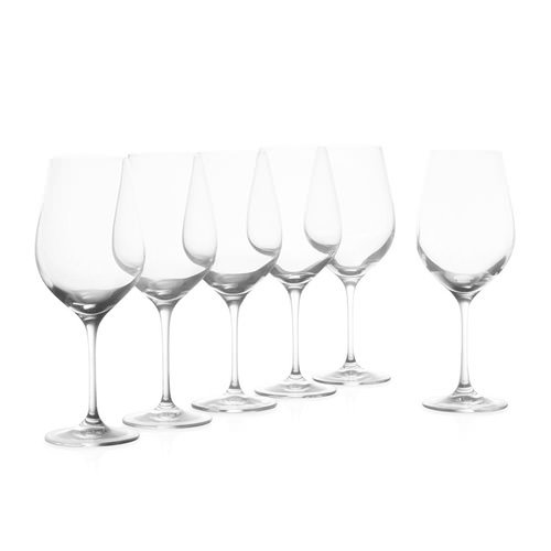 Krosno Vinoteca Sauvignon Blanc Glass Set of 6