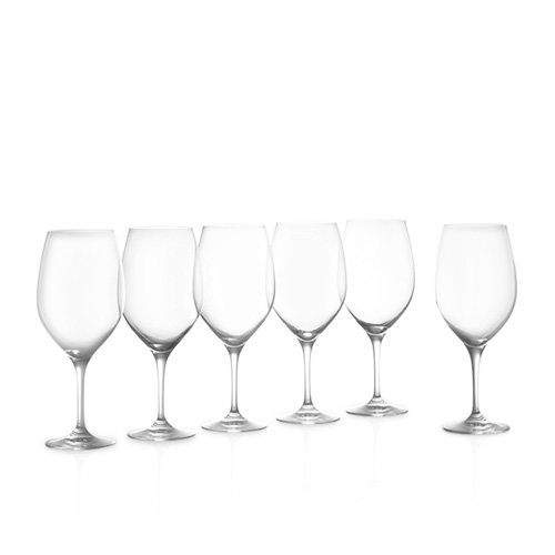 Krosno Vinoteca Shiraz Wine Glass Set of 6