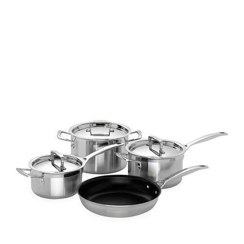 Le Creuset 3-Ply 4pc Cookware Set