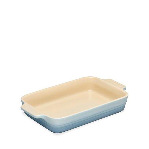Le Creuset Rectangular Dish 26cm Coastal Blue
