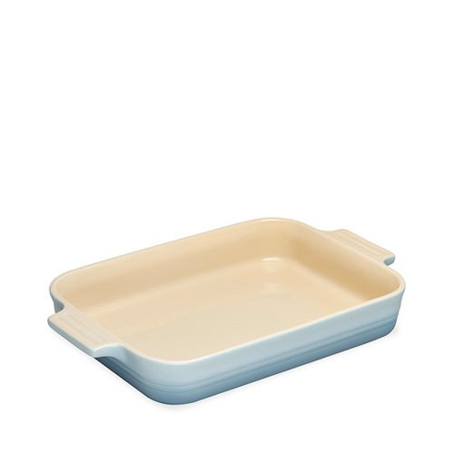 Le Creuset Rectangular Dish 32cm Coastal Blue