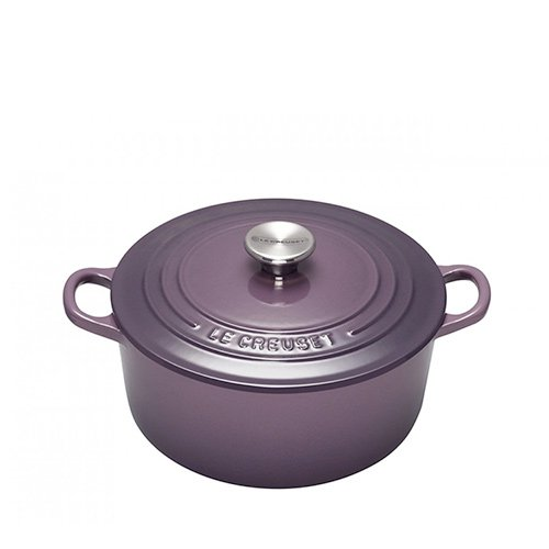 Le Creuset Round French Oven 24cm - 4.2L  Cassis