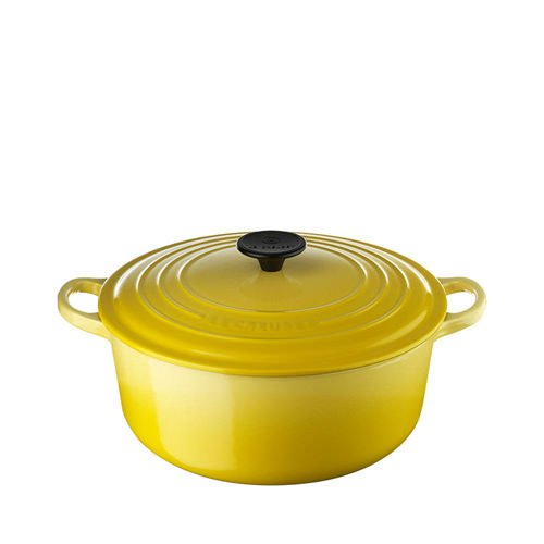 Le Creuset Round French Oven 24cm - 4.2L Soleil