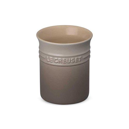 Le Creuset Utensil Holder Small Nutmeg Buy Now Amp Save