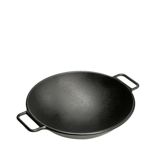Lodge Cast Iron Wok 35cm
