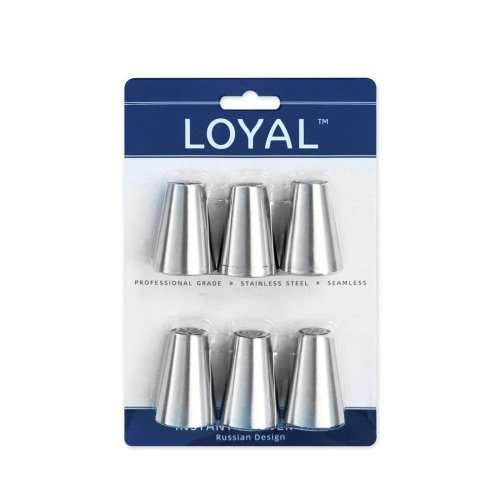 Loyal Russian Instant Flower Tip Set of 6 image #2