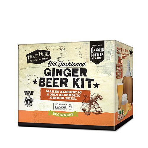 Mad Millie Old Fashion Ginger Beer Kit