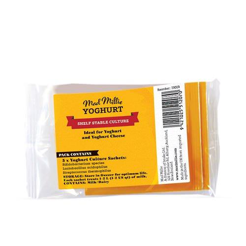 Mad Millie Probiotic Yoghurt Cultures Sachet