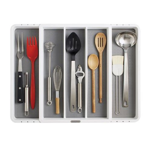 Madesmart Expandable Utensil Tray