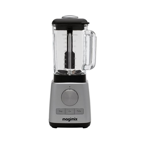 Magimix Le Blender 1.8L Matt Chrome