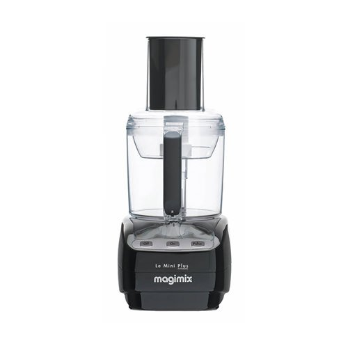 Magimix Le Mini Plus Food Processor Black