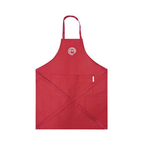 MasterChef Apron Red