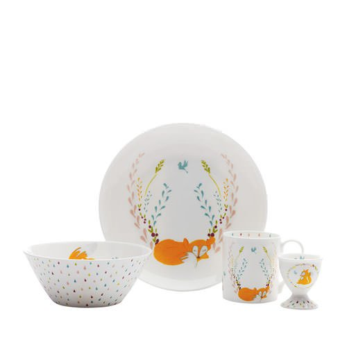 Maxwell & Williams Cashmere Forest Breakfast 4pc Set