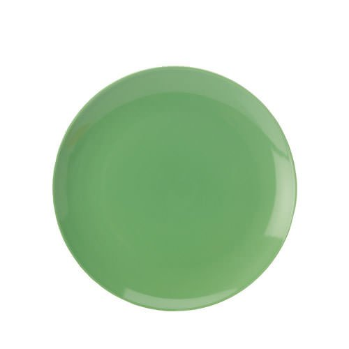 Maxwell & Williams Colour Basics Coupe Dinner Plate 28cm Green
