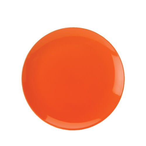 Maxwell & Williams Colour Basics Coupe Dinner Plate 28cm Orange
