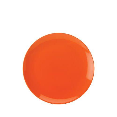 Maxwell & Williams Colour Basics Coupe Side Plate 19cm Orange