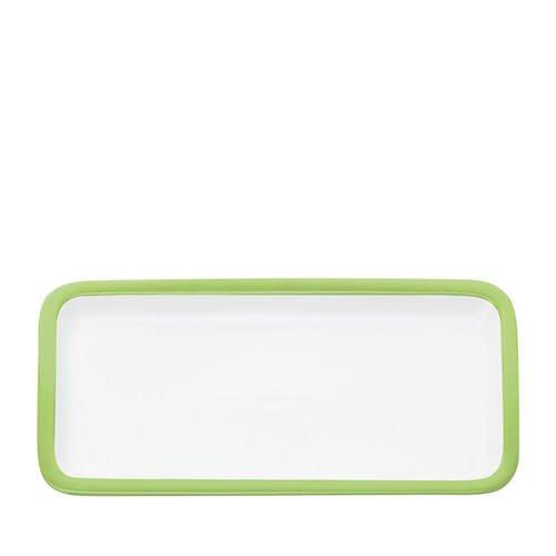 Maxwell & Williams Colour Basics Rectangular Platter 36x18cm Green