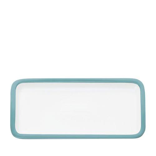Maxwell & Williams Colour Basics Rectangular Platter 36x18cm Sky