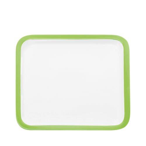 Maxwell & Williams Colour Basics Square Platter 30cm Green